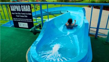 Water park in Gurgaon | AapnoGhar Water Park